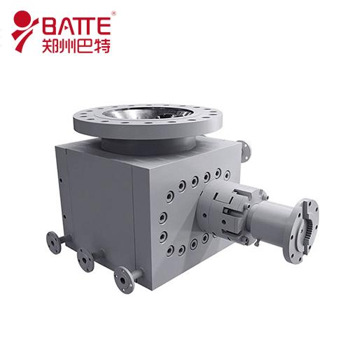 ST-F系列反應釜熔體泵
