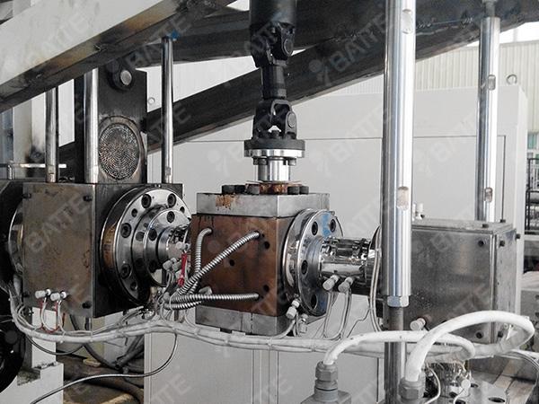 PP片材用熔體泵